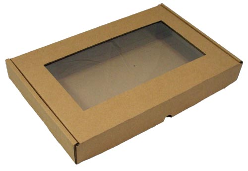 Small gun box + insert 390 x 260mm x50mm